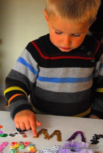 1-#texture alphabet #craft #teaching kids #elmers academy-074