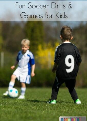 Best Beginning Soccer Drills for Kids