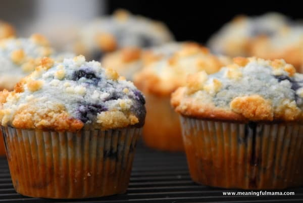 1-#blueberry muffins #recipe #crumble topping-015