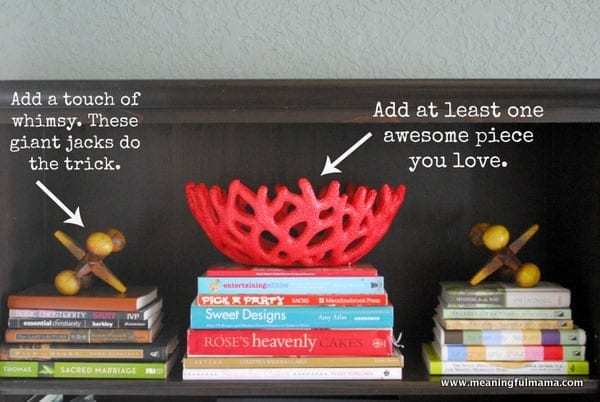 Tips for Decorating and Organizing a Bookshelf