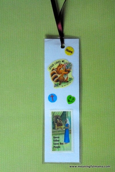 1-#bookmark craft #kids #cubbies bear hug 7 #awana-014