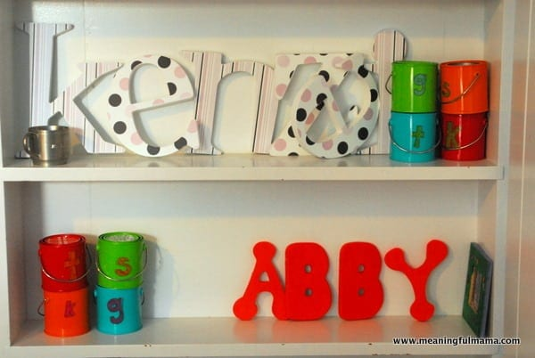 1-#colourful letters #wooden letters #custom #giveaway