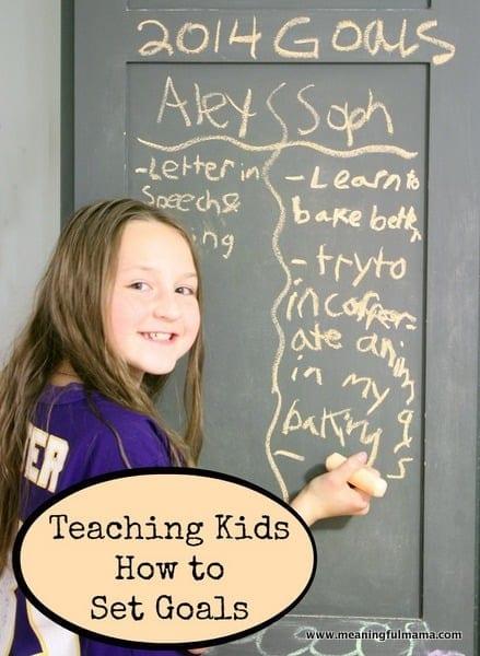 1-#goal setting #kids #teaching kids