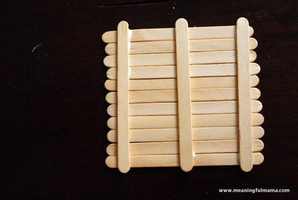 1-#popsicle stick frame #buttons #cubbies #bear hug 6-006