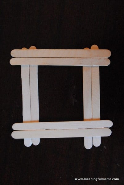 1-#popsicle stick frame #buttons #cubbies #bear hug 6-016