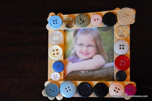 1-#popsicle stick frame #buttons #cubbies #bear hug 6-017