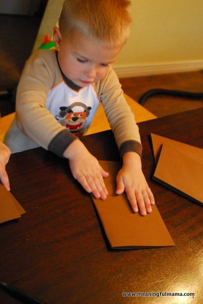 1-#thanksgiving turkey #craft #footprint #craft for kids-007
