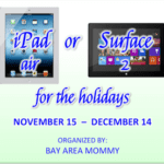 IPad Air or Surface 2 Giveaway