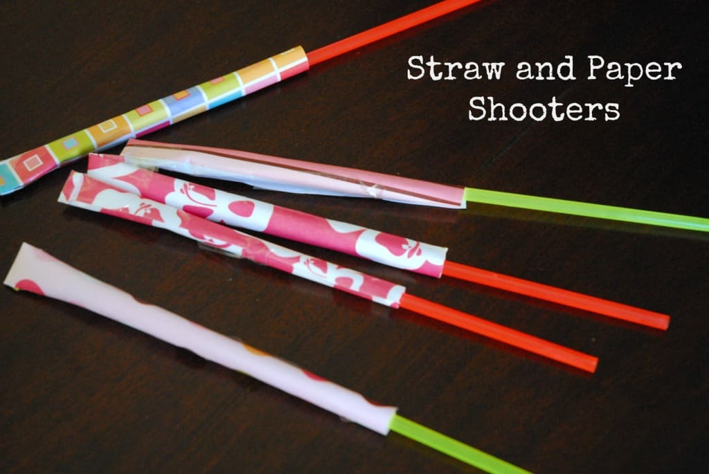 #straw and paper #shooters #easy craft-009