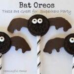 Oreo Bats Tutorial