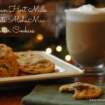 Hawaiian Host Milk Chocolate AlohaMac Butter Cookies