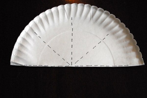 : crafts from paper plates - Pezcame.Com