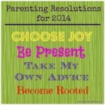 Top Parenting Resolutions for 2014