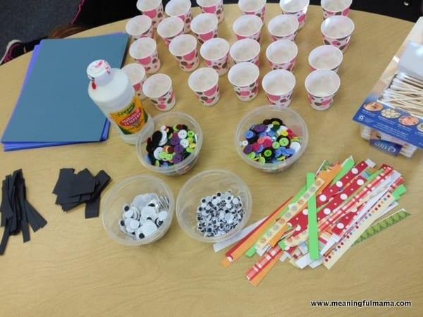 1-#pointillism snowman #snowman craft #classroom winter craft-007