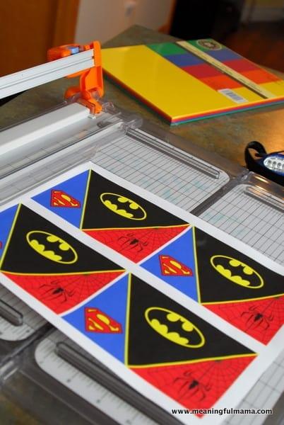 Superhero Invitations Printable Included – Superhero Birthday Invitations Free Printable