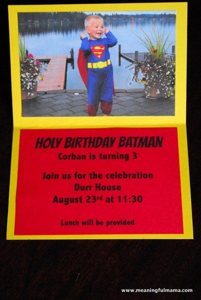 1-#superhero birthday invitation #free printable -008