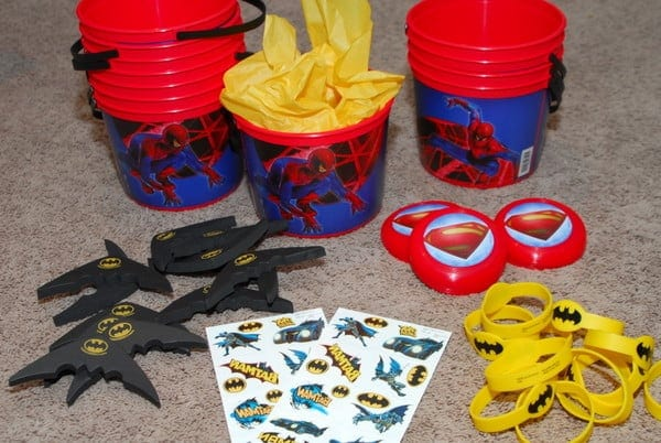 1-#superhero birthday party #ideas #3 year old-018