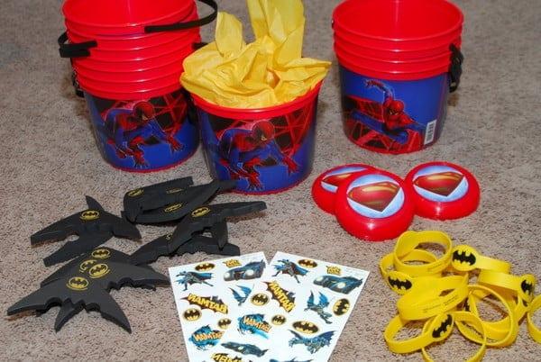 1-#superhero birthday party #ideas #3 year old-018