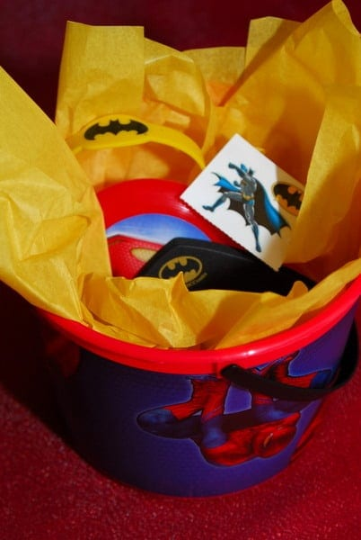 1-#superhero birthday party #ideas #3 year old-019