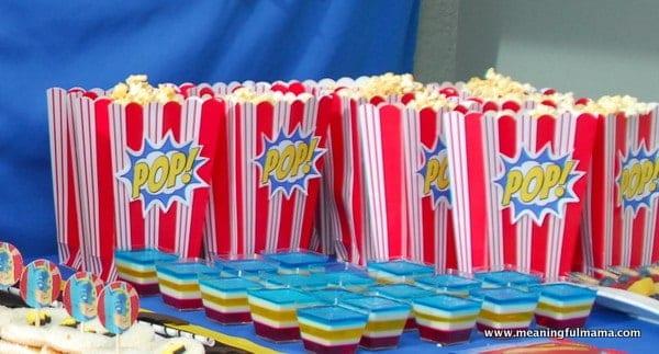 1-#superhero birthday party #ideas #3 year old-061