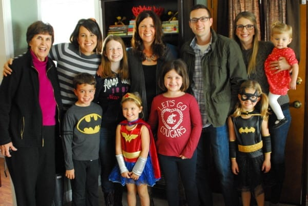 1-#superhero birthday party #ideas #3 year old-077