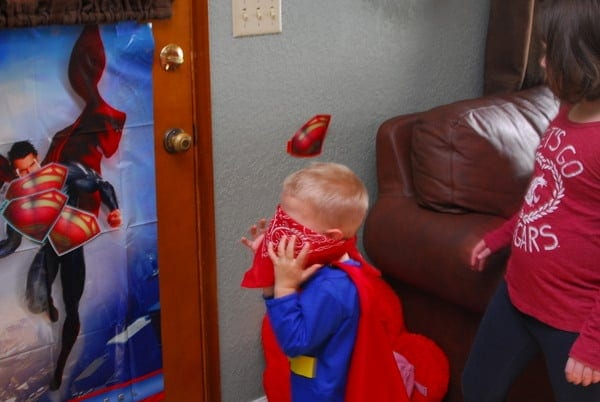 1-#superhero birthday party #ideas #3 year old-121