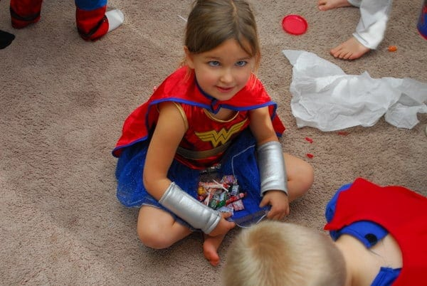 1-#superhero birthday party #ideas #3 year old-149