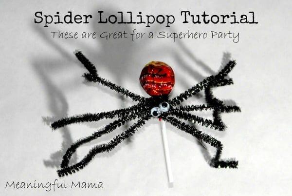 1-#superhero birthday party #ideas #3 year old-163