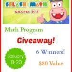 Mom's Library and Splash Math Giveaway
