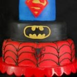 Superhero Cake Tutorial