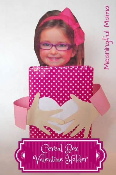 1-#valentine holder cereal box child's face-001