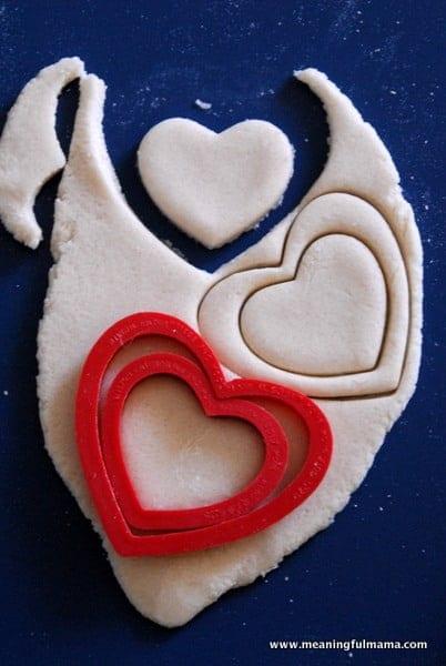 1-#valentines craft #salt dough #perler beads-004
