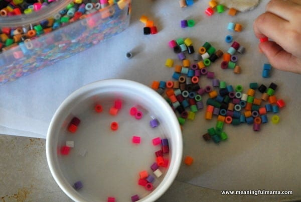 1-#valentines craft #salt dough #perler beads-027