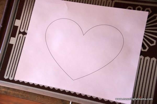 1-#valentinescraft melted crayon dot heart