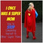 I Once Was a Super Mom