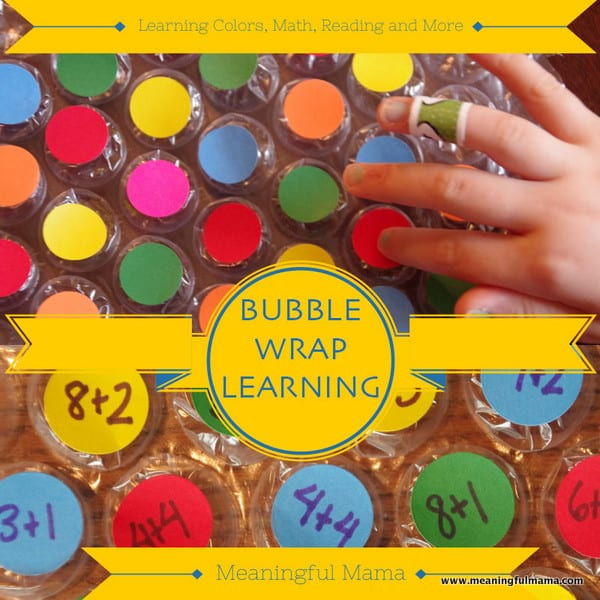1-BubbleWrap Learning