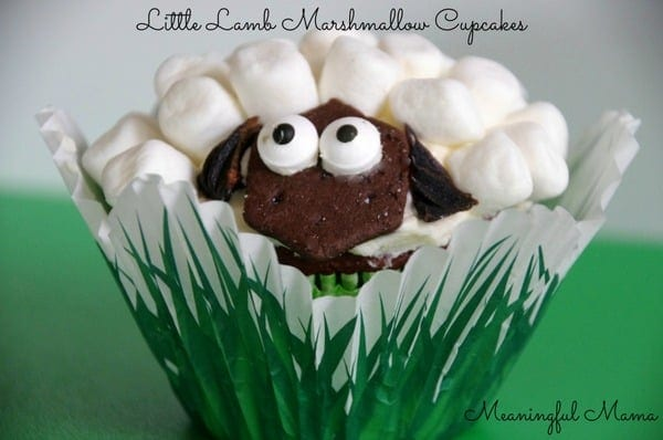 1-#lamb #sheep cupcake decorating marshmallows Feb 6, 2014 1-060