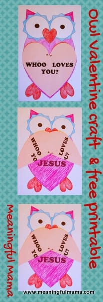 other christian valentine crafts