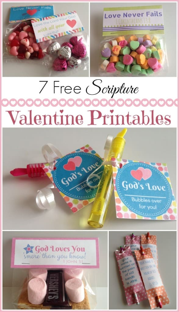 Bible Valentine