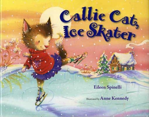 Callie-Cat-Ice-Skater-Spinelli-Eileen-9780807510438