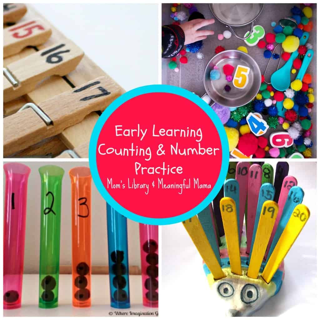 teaching counting and numbers to kids