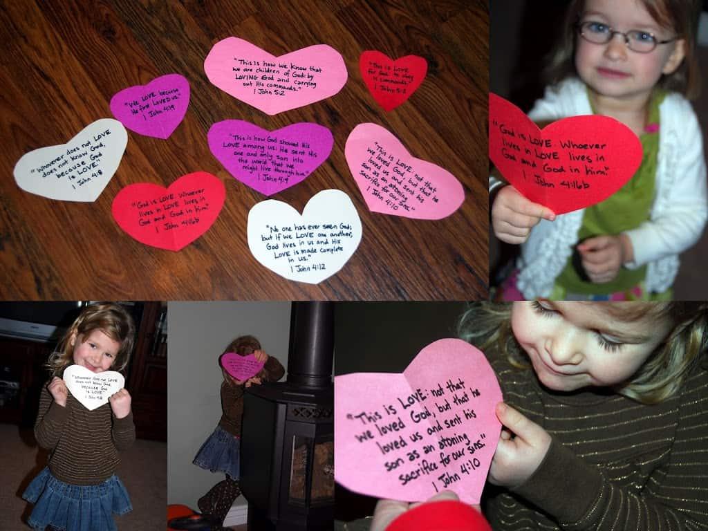 valentine verse search