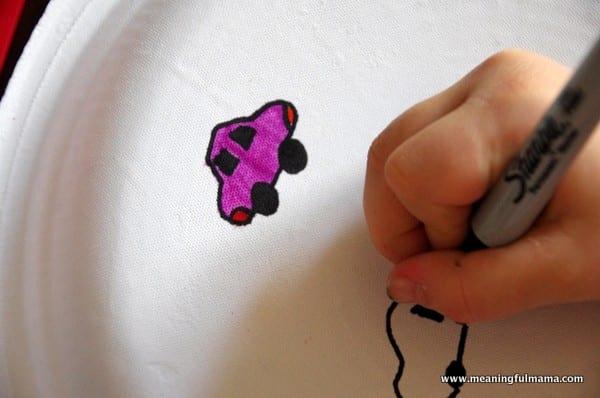 1-magnet track road kids craft paper plate Mar 3, 2014, 4-03 PM