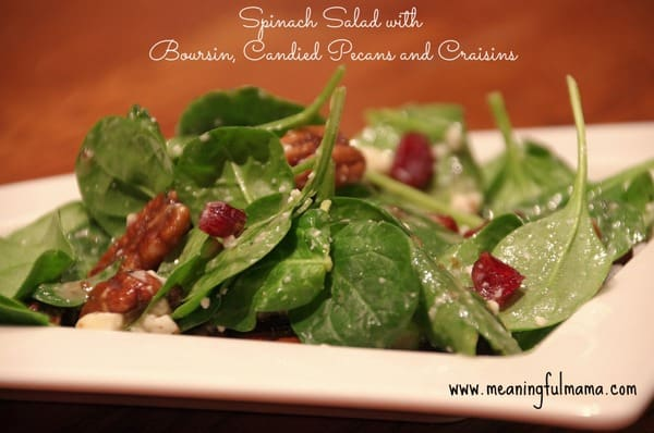 1-#salad spinach salad candied pecans feta dried crandberries-001