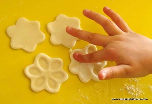 1-spring flower craft salt dough fingerprint Mar 17, 2014, 3-18 PM