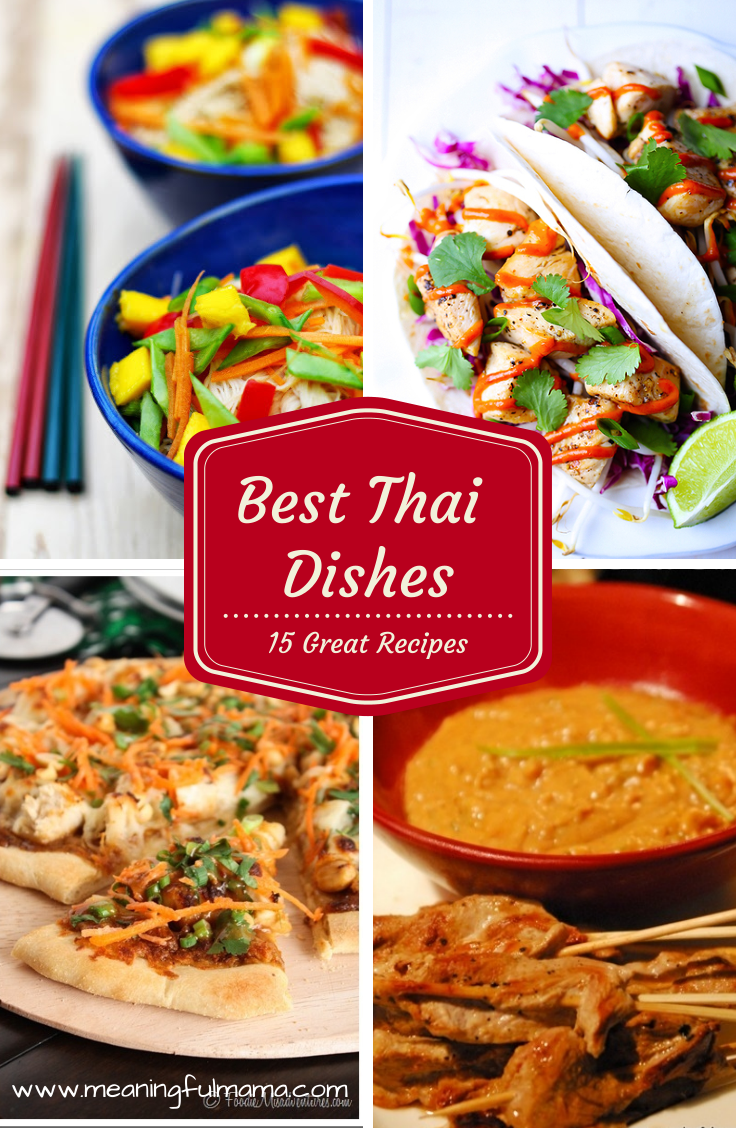 Thai food recipes for dinner party city