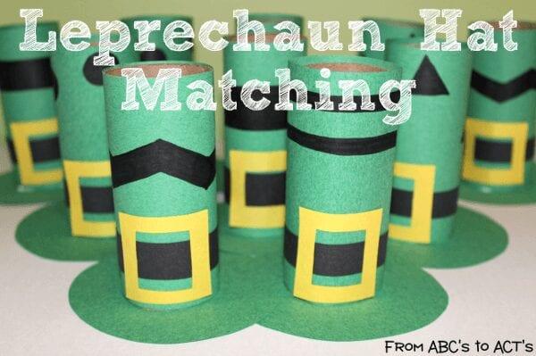 Leprechaun-Hat-Matching