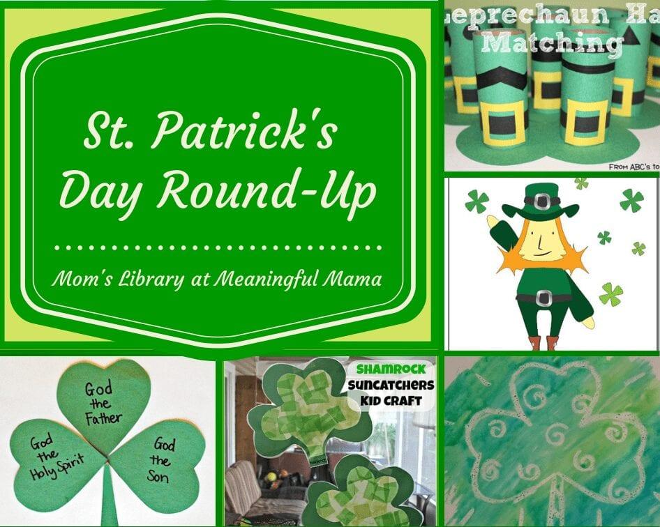 St. Patrick's Activity Ideas