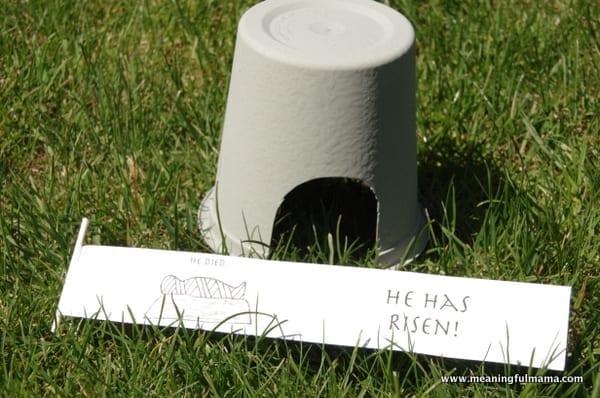 1-He is Risen Resurrection Tomb Craft Jesus Apr 11, 2014, 12-35 PM
