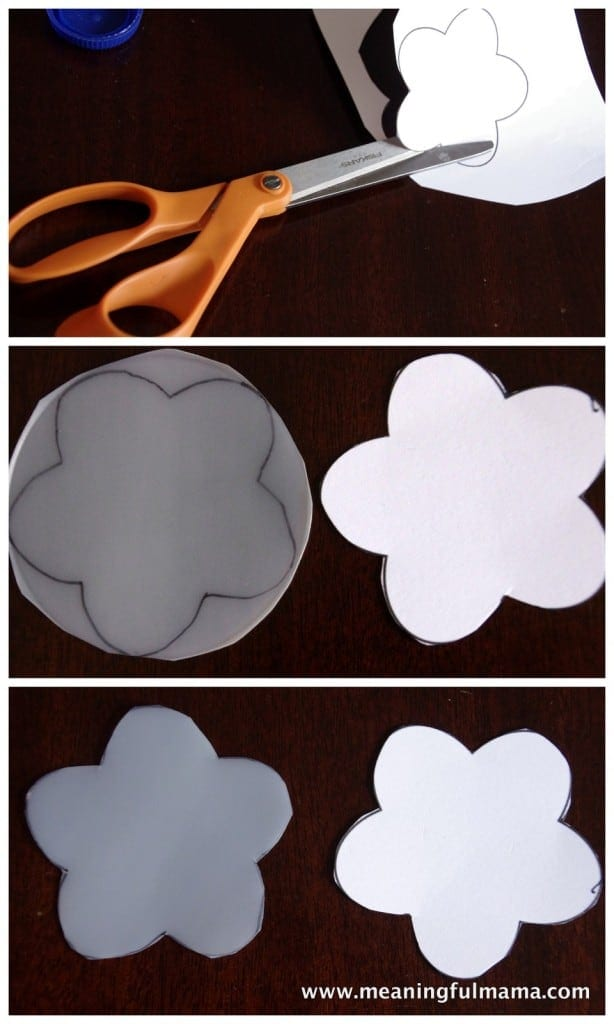 1-diy mother's day gift dove chocolate flowers Apr 27, 2014, 1-31 PM